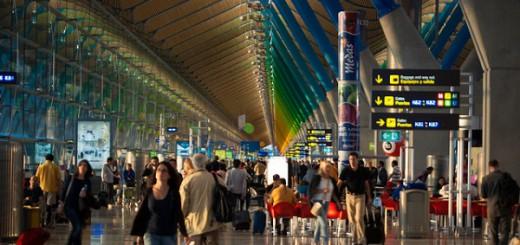 Aeropuerto Internacional Madrid Barajas