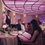 Restaurante del Melia Athens