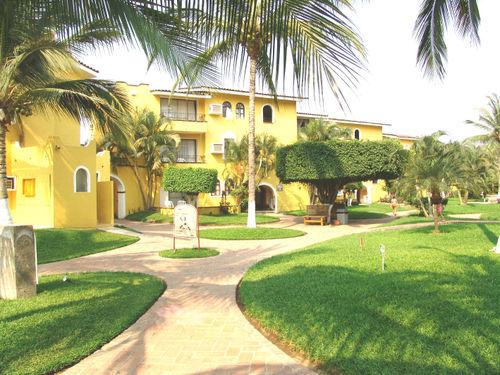 Parte Interna del Costa Club Punta Arena Hotel & Villas