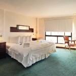 Habitacion Cama Doble del Hotel LP Columbus