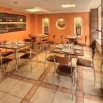 Restaurante del Hotel LP Columbus