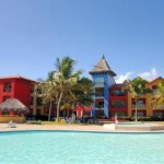 Piscina del Tropical Princess Beach Resort & Spa