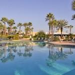 Area de la Piscina del Wyndham Orlando Resort