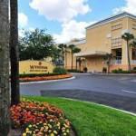 Entrada del Wyndham Orlando Resort
