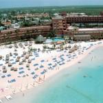 Vista Aerea del Be Live Hamaca Beach