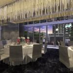 Restaurante del L hotel elan