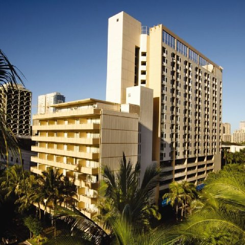 Hotel OHANA Waikiki Malia